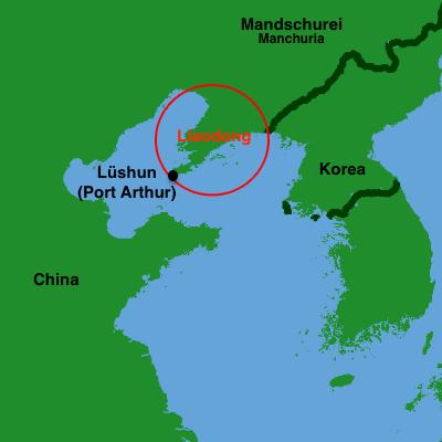 Halbinsel Liaodong