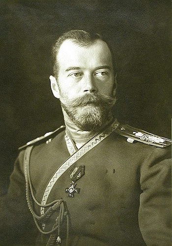 Zar Nikolaus II.
