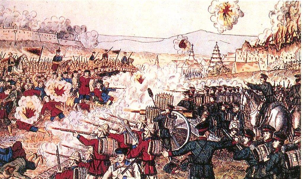 21.06.1900 – Boxeraufstand