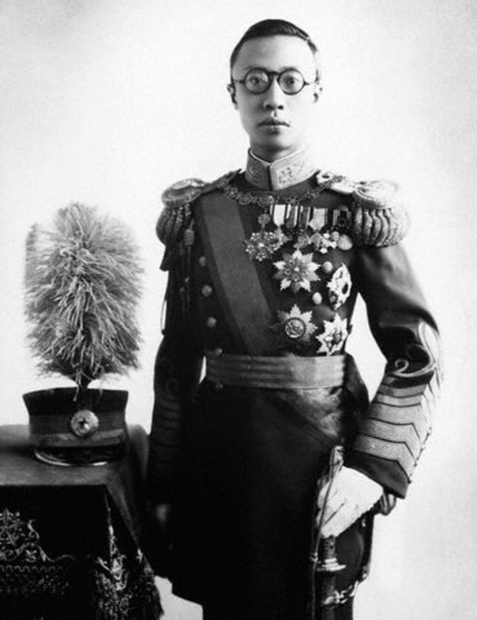 02.12.1908 – Puyi wurde Kaiser der Qing-Dynastie
