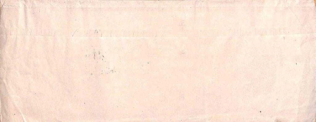 1919, Streifbandsendung aus Shanghai nach Italien