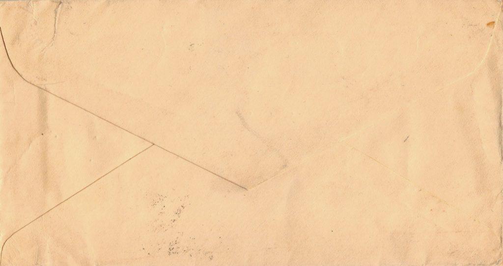 """1932, Einzelfrankatur """"Schnitter"""" auf Schiffsbrief nach Kanada"""