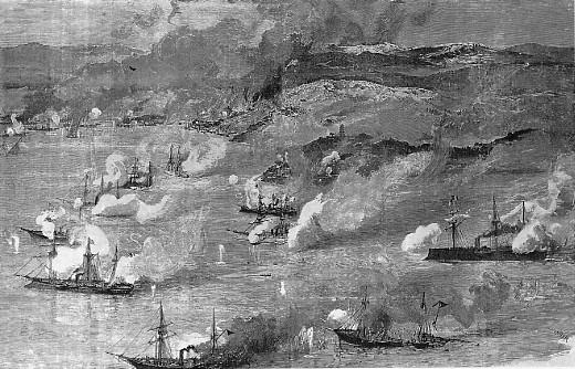 23.08.1884 – Schlacht von Fuzhou