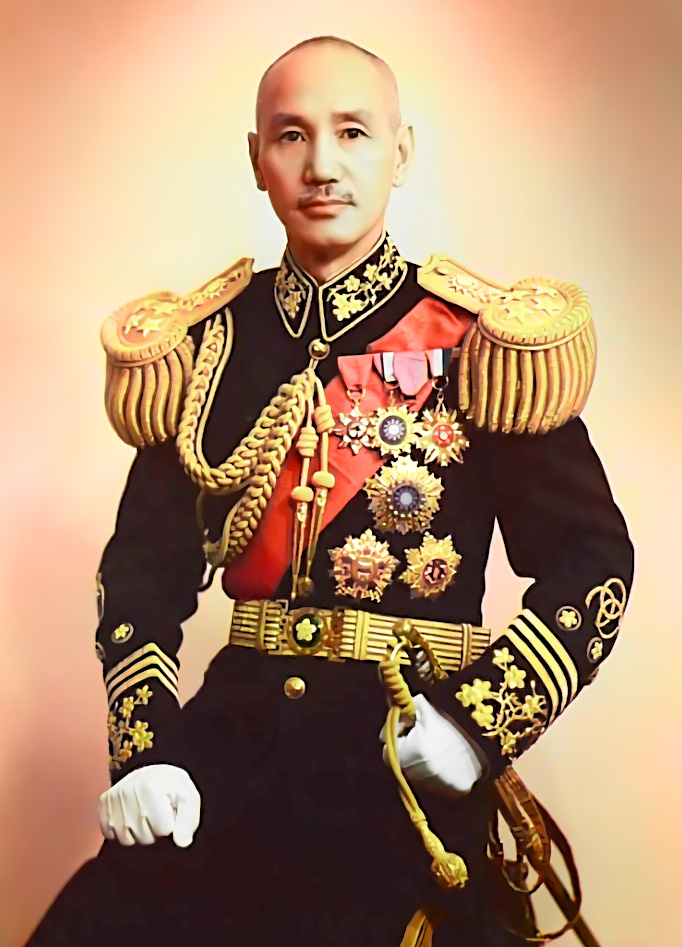 15.12.1931 – Chiang trat unter dem Druck der KMT zurück